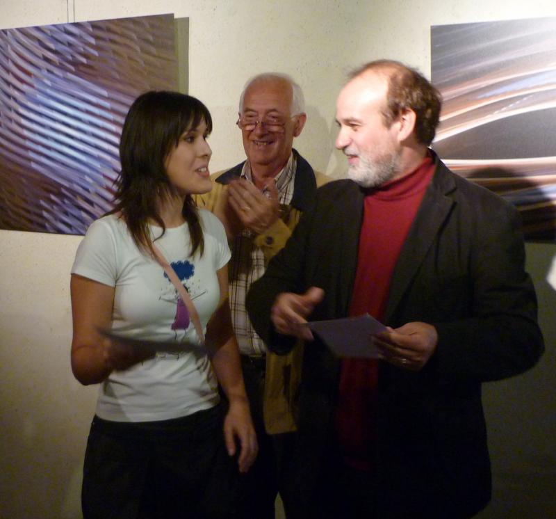 <span>Zaloa Ipiña laureate</span><br>du Prix Itzal aktiboa 2011