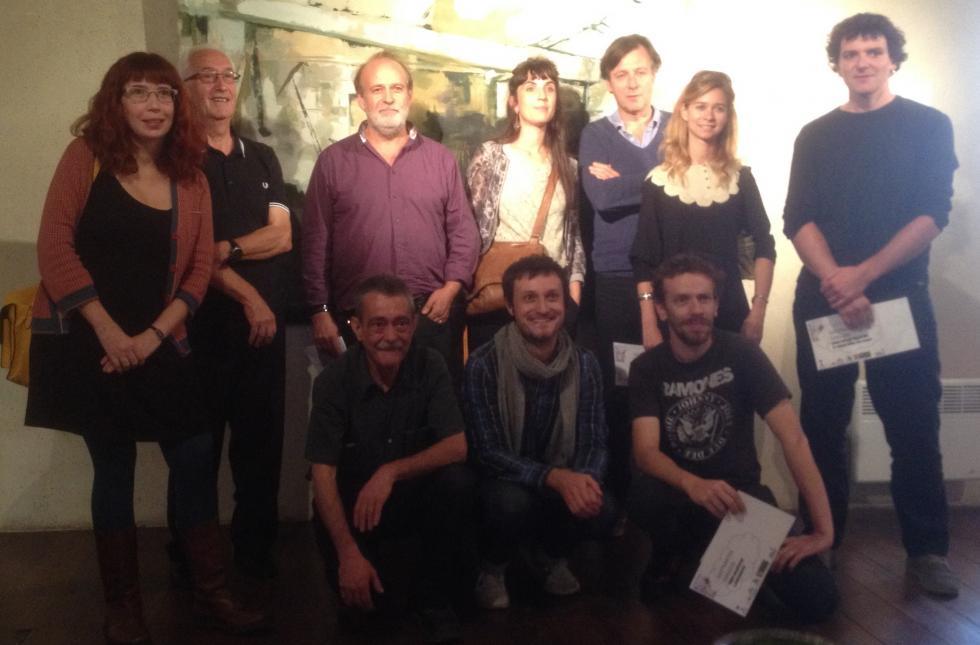 <span>Verónica Domingo Alonso</span><br/>gagne le Prix Itzal Aktiboa 2013