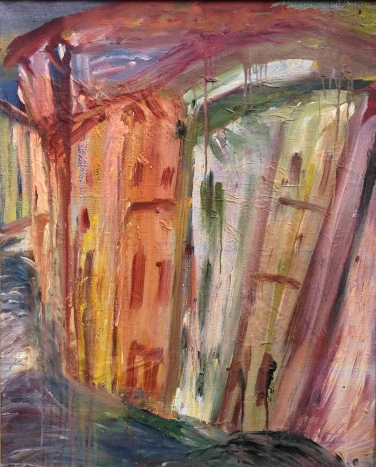 donibane-garazi--peintures-de-saint-jean-pied-de-port