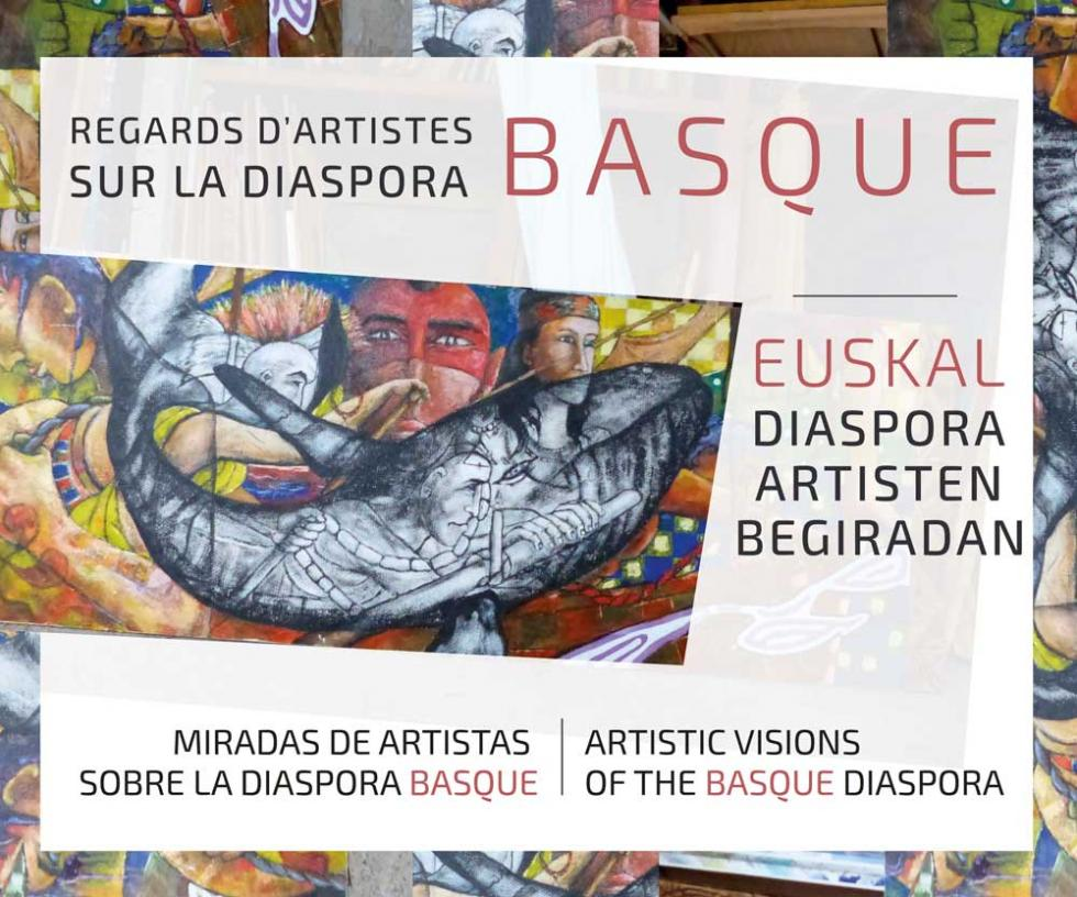 Artistic visions of the Basque diaspora